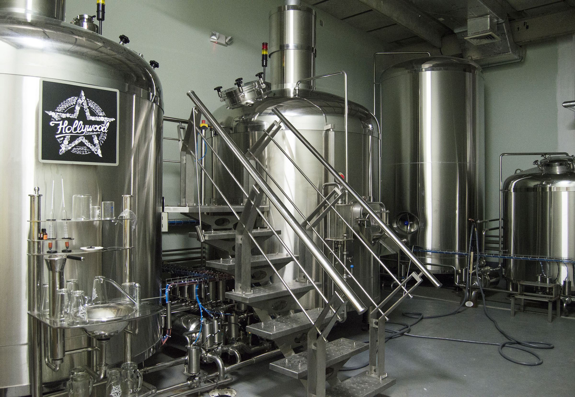 CONTRACT BREWING