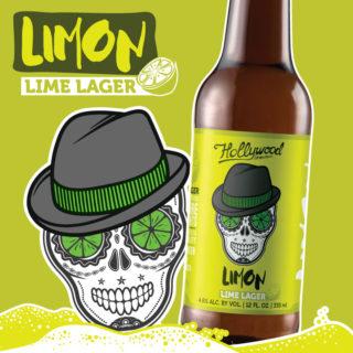 LIMON LAGER | 4.6% | 18.5 IBU