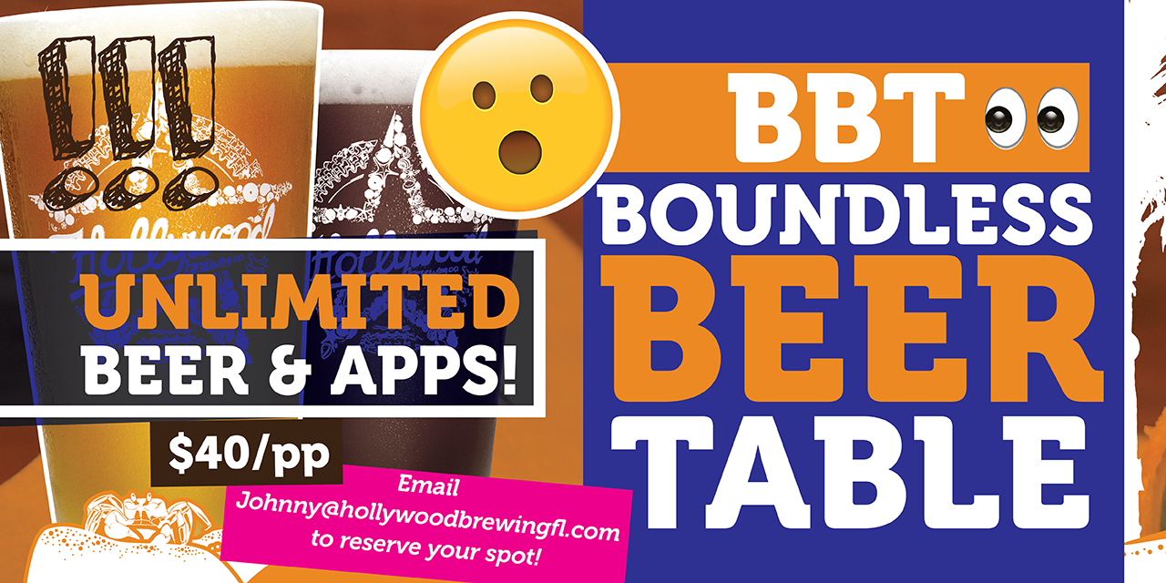 http://hollywood.beer/wp-content/uploads/2017/09/BoundlessBeerTable_HollywoodBrewing_Site_Web.png